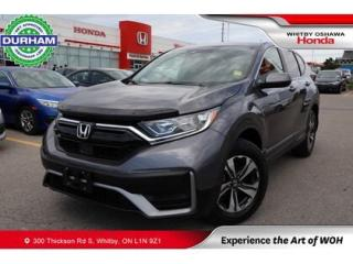Used 2020 Honda CR-V LX AWD for sale in Whitby, ON