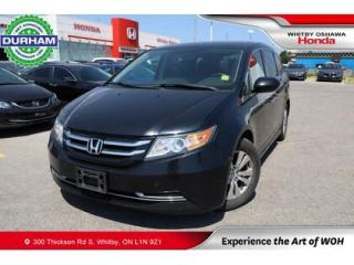 Used 2015 Honda Odyssey EX for sale in Whitby, ON