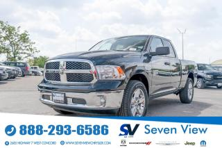New 2020 RAM 1500 Classic ST 4X4 for sale in Concord, ON