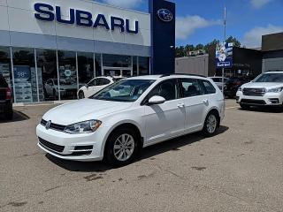 Used 2015 Volkswagen Golf Sportwagon 1.8 TSI Trendline JUST TRADED | AC | BACK UP CAMERA | MANUAL TRANSMISSION for sale in Charlottetown, PE