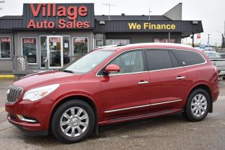 Used 2013 Buick Enclave Leather Back-Up Camera! Bluetooth! Cruise Control! for sale in Saskatoon, SK