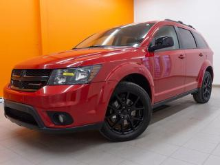 Used 2016 Dodge Journey SXT SIÈGES CHAUFF CLIM 3 ZONES ÉCRAN 8.4 *BAS KM* for sale in Mirabel, QC