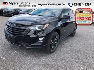 New 2020 Chevrolet Equinox LT  - Leather Seats - Power Liftgate for sale in Orleans, ON