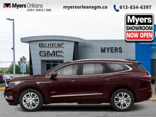 New 2020 Buick Enclave Avenir  - Sunroof for sale in Orleans, ON