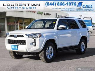 Used 2019 Toyota 4Runner SR5! 4WD! 3 ROW! HEATED SEATS! NAV! for sale in Sudbury, ON