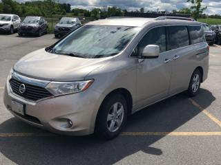 Used 2011 Nissan Quest 3.5 SV NO Accept | 1-Owner | CERTIFIED for sale in Waterloo, ON