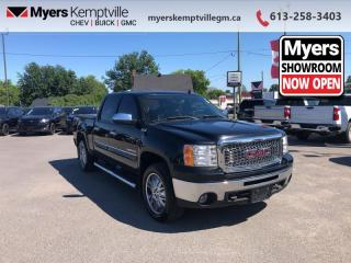 Used 2011 GMC Sierra 1500 SLT  - Leather Seats -  Bluetooth for sale in Kemptville, ON