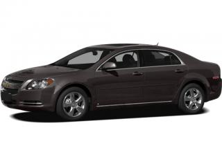 Used 2011 Chevrolet Malibu Accident Free, Very Low KM Chevrolet Malibu LS! for sale in Waterloo, ON