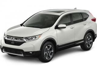 Used 2017 Honda CR-V Accident Free, One Owner CR-V EX! Leased New Right Here at Waterloo Honda! Certified Powertrain Warr for sale in Waterloo, ON