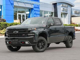 New 2020 Chevrolet Silverado 1500 Silverado Custom Trail Boss for sale in Scarborough, ON