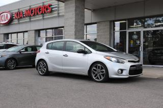 Used 2016 Kia Forte 1.6L SX HEATED SEATS   REVERSE CAMERA   BLUETOOTH for sale in Cobourg, ON