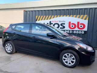 Used 2014 Hyundai Accent for sale in Laval, QC