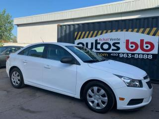 Used 2012 Chevrolet Cruze for sale in Laval, QC