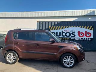 Used 2012 Kia Soul for sale in Laval, QC