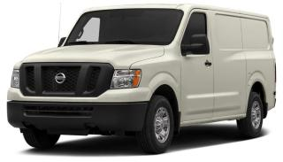 New 2017 Nissan NV 1500 Cargo S V6 for sale in Toronto, ON