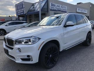 Used 2014 BMW X5 35d 360 CAMERA|NAVI|PANO ROOF|M ALLOYS for sale in Concord, ON