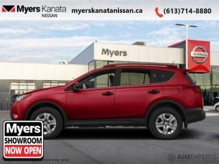Used 2015 Toyota RAV4 LE  - Bluetooth - $122 B/W for sale in Kanata, ON