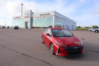 New 2020 Toyota Prius Prime Upgrade for sale in Summerside, PE