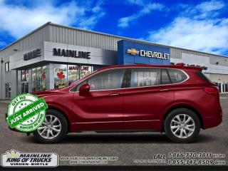 New 2020 Buick Envision Preferred for sale in Virden, MB