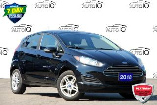 Used 2018 Ford Fiesta SE | AUTO | AC | ONE OWNER | LOW MILAGE | for sale in Kitchener, ON