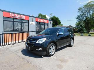 Used 2014 Chevrolet Equinox LT|LEATHER|BACKUP CAMERA|REMOTE START|BLUETOOTH for sale in St. Thomas, ON