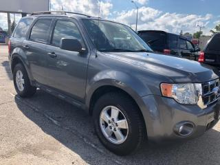 Used 2009 Ford Escape XLT, BLUETOOTH, WARRANTY, CERTIFIED for sale in Woodbridge, ON