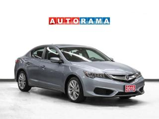 Used 2016 Acura ILX Premium Pkg Leather Sunroof Backup Camera for sale in Toronto, ON