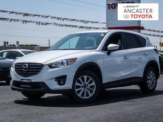 Used 2016 Mazda CX-5 CX-5 GS SINGLE OWNER// ACCIDENT FREE for sale in Ancaster, ON