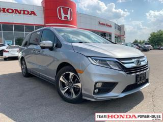 Used 2018 Honda Odyssey EX for sale in Milton, ON