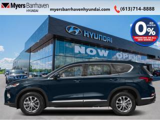 New 2020 Hyundai Santa Fe 2.0T Preferred AWD w/Sunroof  - $246 B/W for sale in Nepean, ON