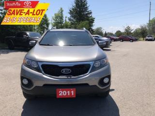 Used 2011 Kia Sorento EX V6 LEATHER & NAVIGATION - SIDE STEPS for sale in Stouffville, ON