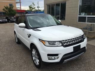Used 2015 Land Rover Range Rover Sport V6 HSE for sale in Waterloo, ON