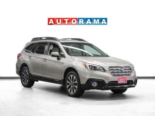 Used 2016 Subaru Outback 3.6R w/Limited & Tech Pkg EyeSight Nav for sale in Toronto, ON