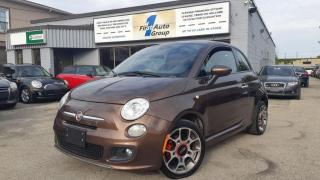 Used 2014 Fiat 500 Sport for sale in Etobicoke, ON