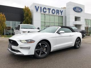 New 2020 Ford Mustang EcoBoost for sale in Chatham, ON