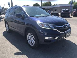 Used 2015 Honda CR-V EX for sale in Cornwall, ON