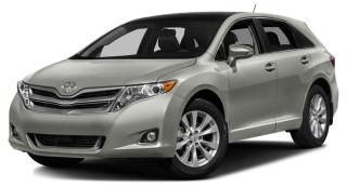 Used 2015 Toyota Venza for sale in North York, ON