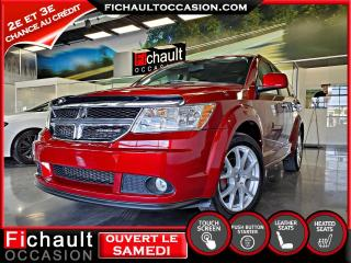 Used 2011 Dodge Journey Traction integrale  R/T for sale in Châteauguay, QC