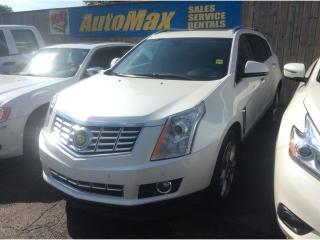 Used 2015 Cadillac SRX Premium for sale in Sarnia, ON