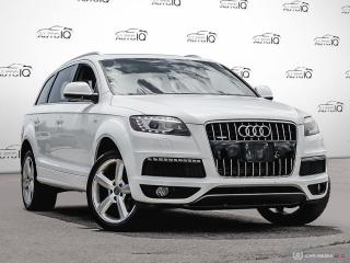 Used 2012 Audi Q7 3.0 Premium for sale in Oakville, ON