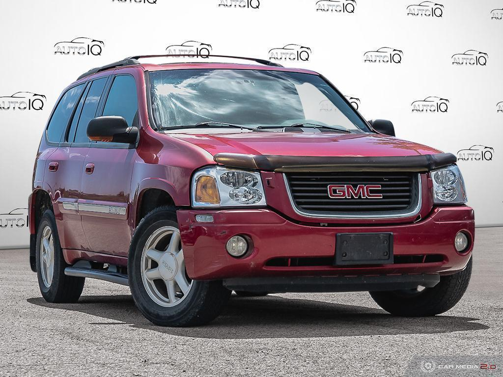 used 2002 gmc envoy sle for sale in oakville, ontario carpages.ca