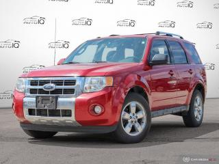 Used 2009 Ford Escape Limited LIMITED | 3.0L V6 | CLASS II TRAILER TOW for sale in Oakville, ON