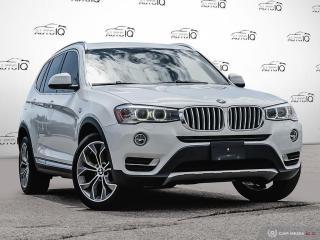 Used 2015 BMW X3 xDrive28d for sale in Oakville, ON