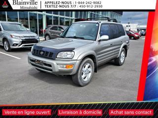 Used 2000 Toyota RAV4 BAS KILO SUPER PROPRE TEL QUEL for sale in Blainville, QC