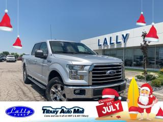 Used 2015 Ford F-150 XLT, 4x4, Local Trade,!! for sale in Tilbury, ON