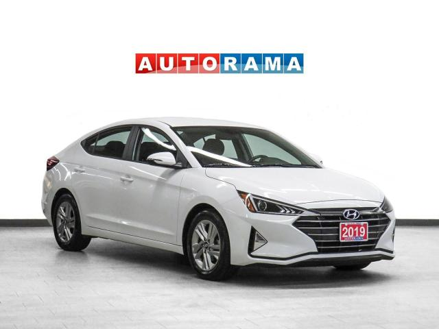 2019 Hyundai Elantra Preferred Backup Camera Manual Transmission