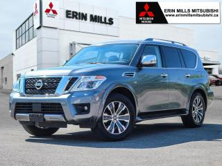Used 2019 Nissan Armada SL at for sale in Mississauga, ON