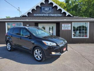 Used 2014 Ford Escape Titanium for sale in Kingston, ON