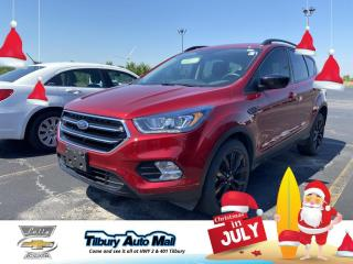 Used 2018 Ford Escape SE Nav, Back-up Camera, Heated seats for sale in Tilbury, ON