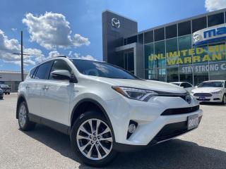 Used 2017 Toyota RAV4 Hybrid Limited SALE PENDING for sale in Chatham, ON